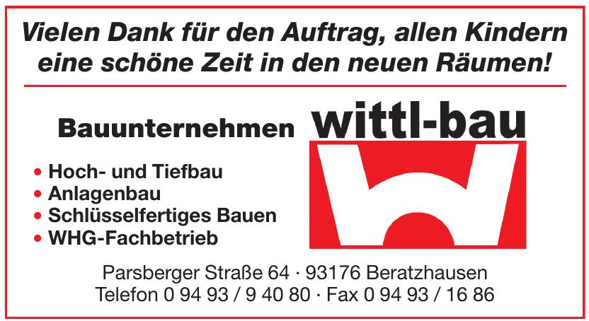 wittl-bau