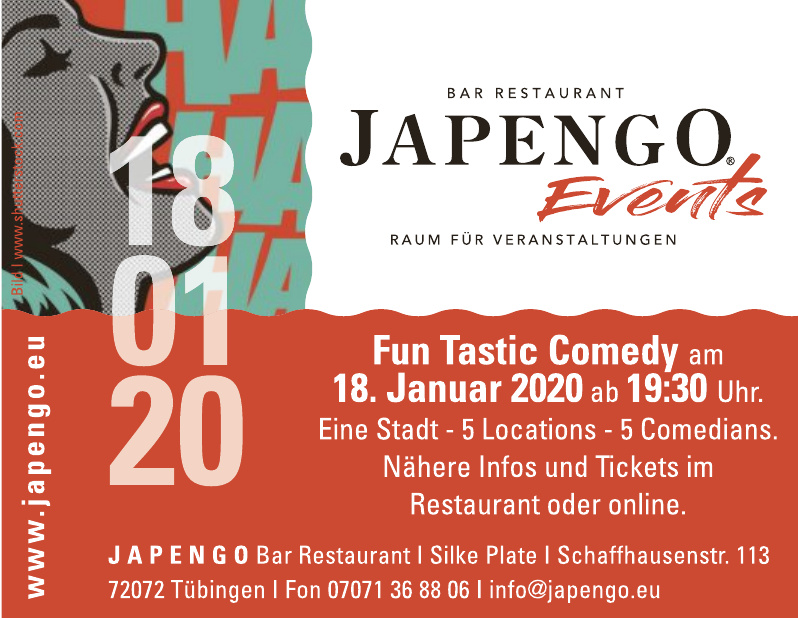 Japengo Bar Restaurant
