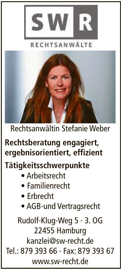 SWR Rechtsanwälte