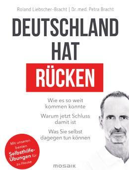 """Die Übungen stammen aus: Roland Liebscher-Bracht/Petra Bracht: """"Deutschland hat Rücken"""". Mosaik-Verlag. 399 Seiten, 13,99 Euro."""