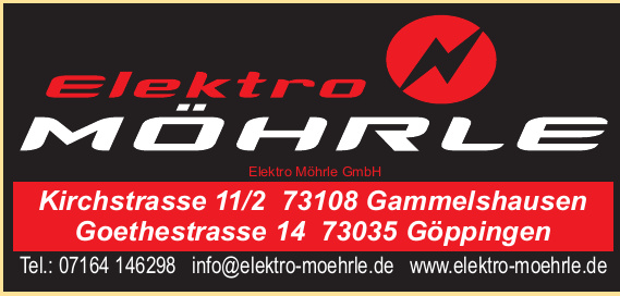 Elektro Möhrle GmbH