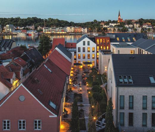 Einladend. Foto: Hotel Hafen Flensburg