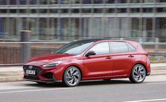 Hyundai i30 Bild: Hersteller