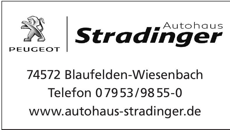 Autohaus Stradinger