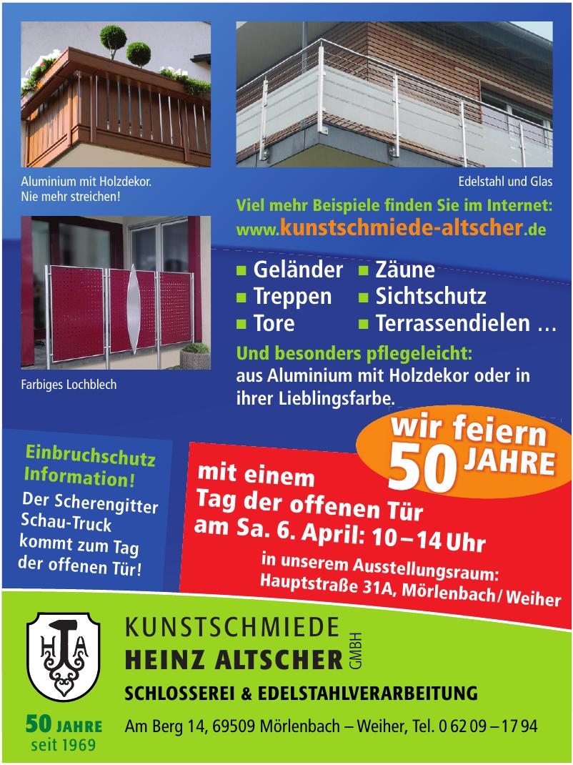 Kunstschmiede Heinz Altscher GmbH