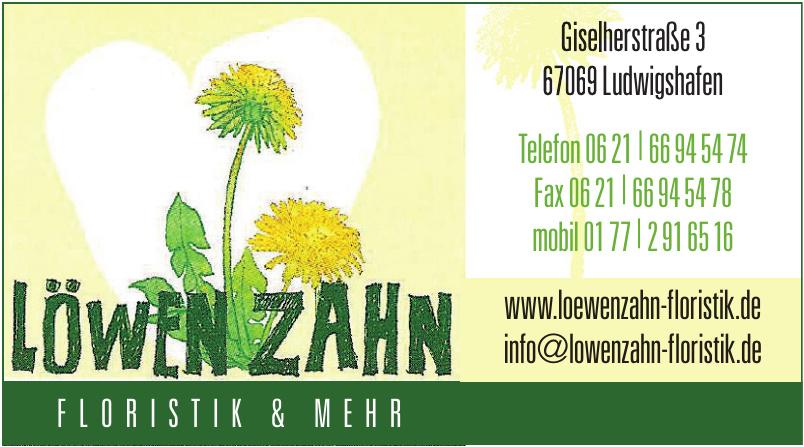 Löwenzahn-Floristik Ludwigshafen
