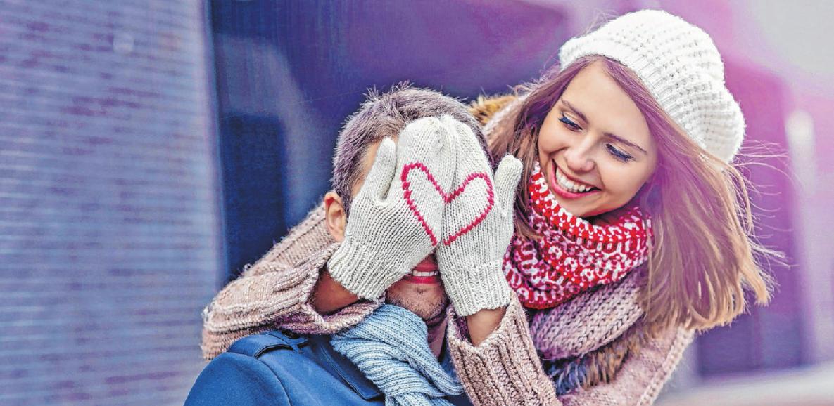 Gemeinsame Aktivitäten frischen die Beziehung wieder auf, stärken das Miteinander und sorgen für unvergessliche glückliche Momente in der Partnerschaft.