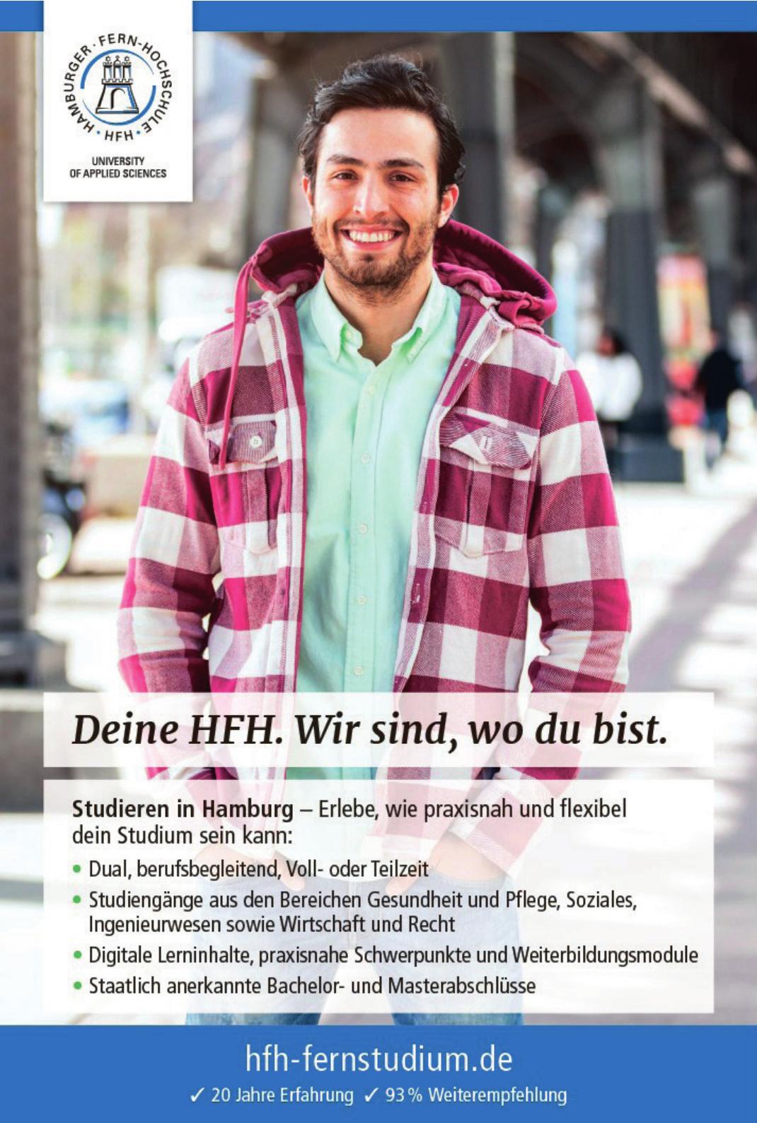 Hamburger Fern-Hochschule HFH