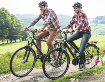 Radeln liegt voll im Trend – die Preise ziehen an. Foto: Dennis Stratmann