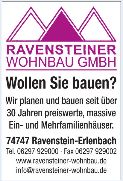 Ravensteiner Wohnbau GmbH