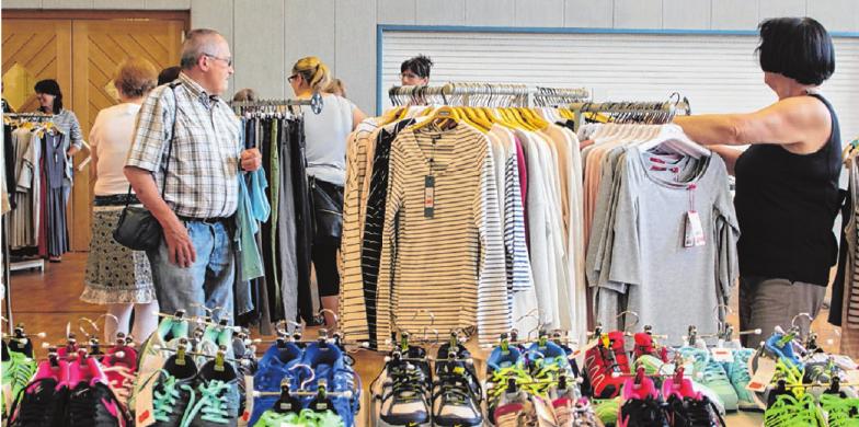 Fünf Gaildorfer Einzelhändler räumen ihre Lager und reduzieren die Preise bis zu 70 Prozent. Foto: Archiv