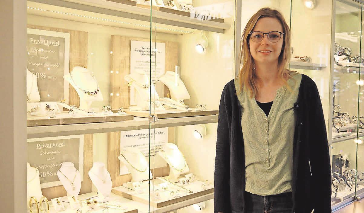 Kostbarkeiten zum kleinen Preis: Kirstin Kurz empfiehlt Unikate aus der Privatjuwelschmucksammlung.