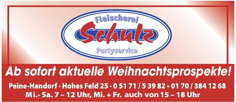 Fleischerei Schulz