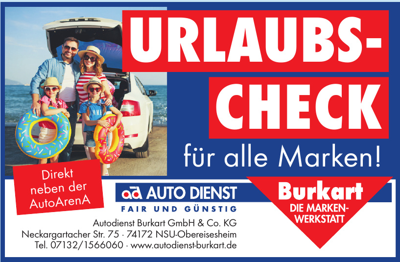 Autodienst Burkart GmbH & Co. KG