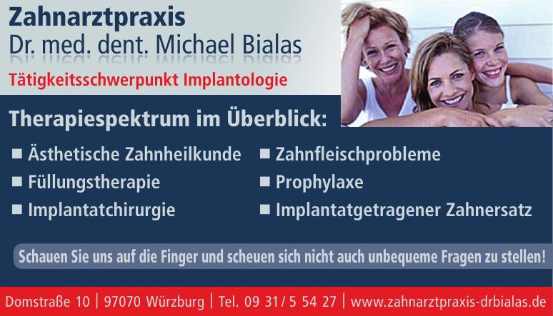 Dr. med. dent. Michael Bialas