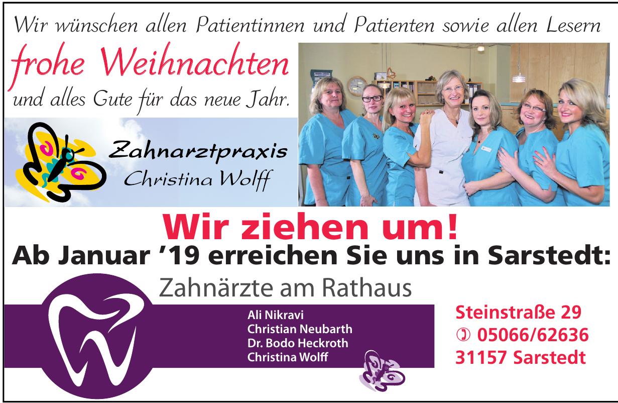 Zahnpraxis Christina Wolff