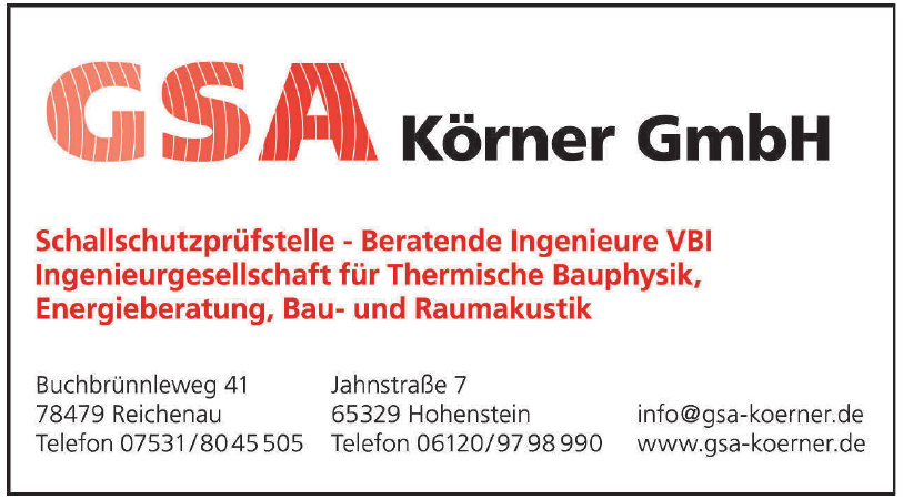 GSA Körner GmbH