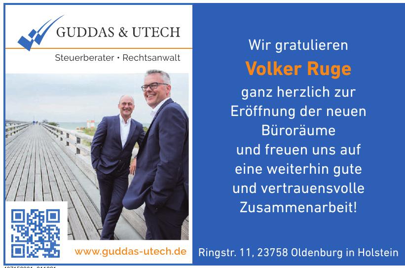 Guddas & Utech Steuerberater, Rechtsanwalt