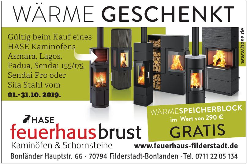 Feuerhaus Hase