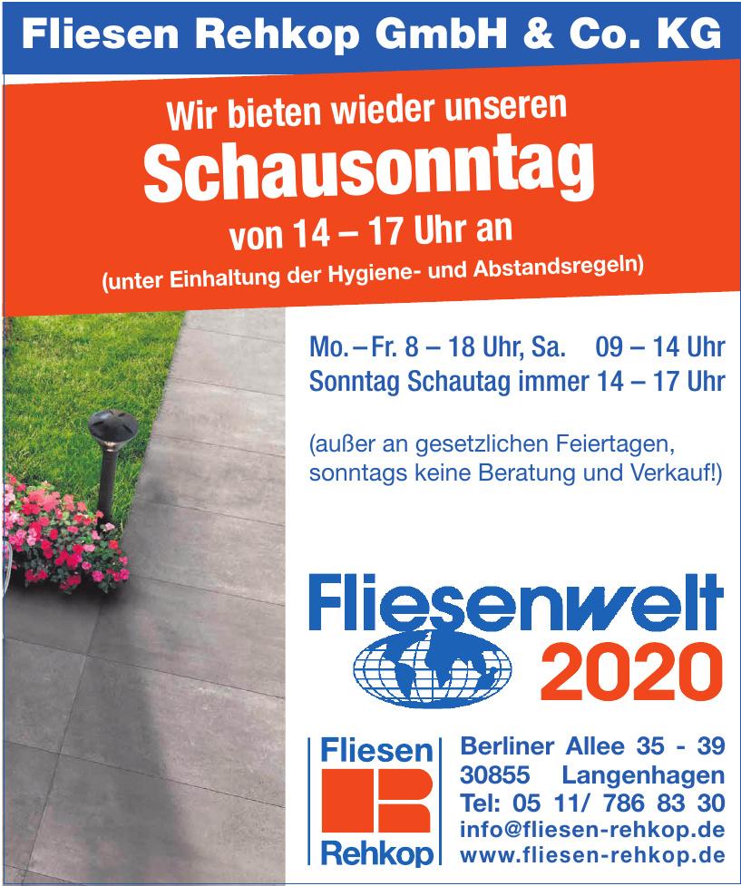 Fliesen Rehkop GmbH & Co. KG