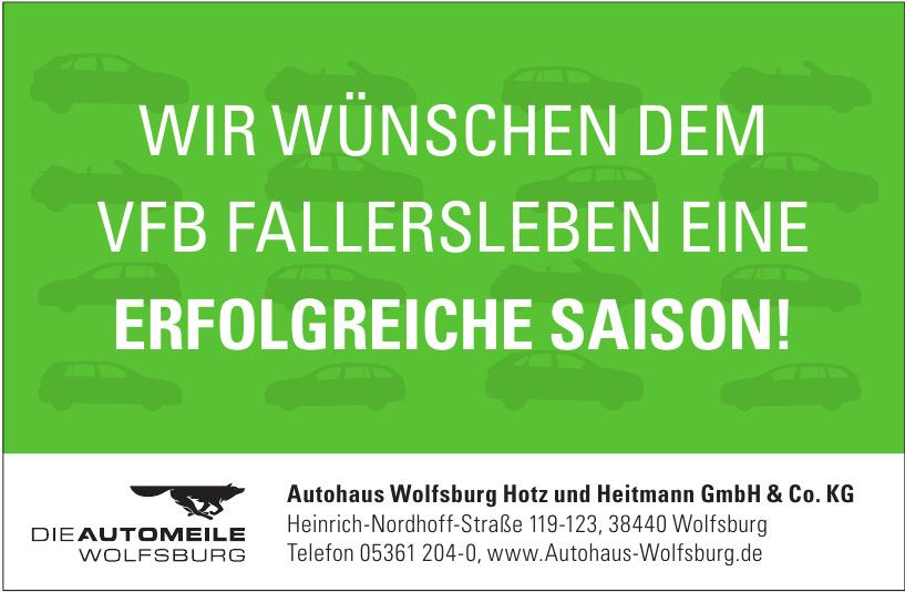 Autohaus Wolfsburg Hotz und Heitmann GmbH & Co. KG