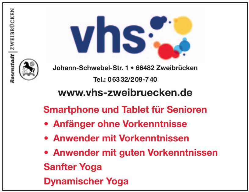 VHS Zweibrücken