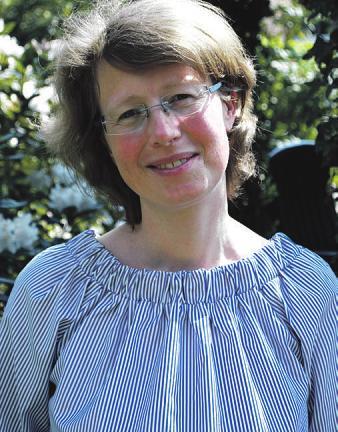 Sandra Heinicke koordiniert die Arbeit des ambulanten Hilfsdienstes Omega. Noch dieses Jahr wird ein weiterer Kursus über den Umgang mit Sterbenden angeboten