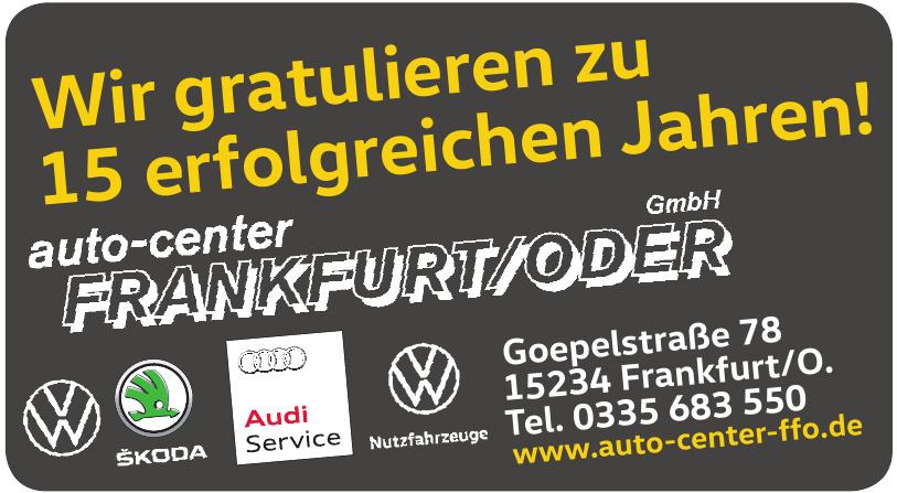 Auto-Center Frankfurt (Oder) GmbH