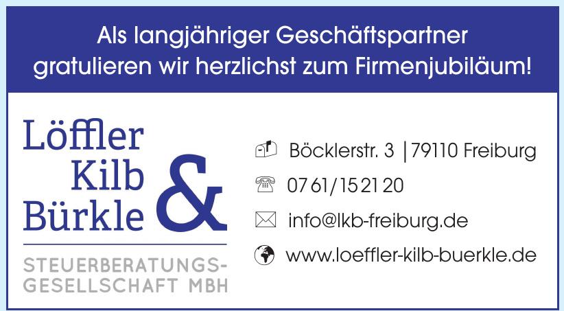 Löffler Kilb & Bürkle Steuerberatungsgesellschaft MbH