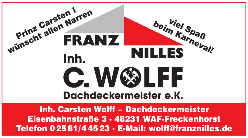C. Wolff Dachdeckermeister e.K.