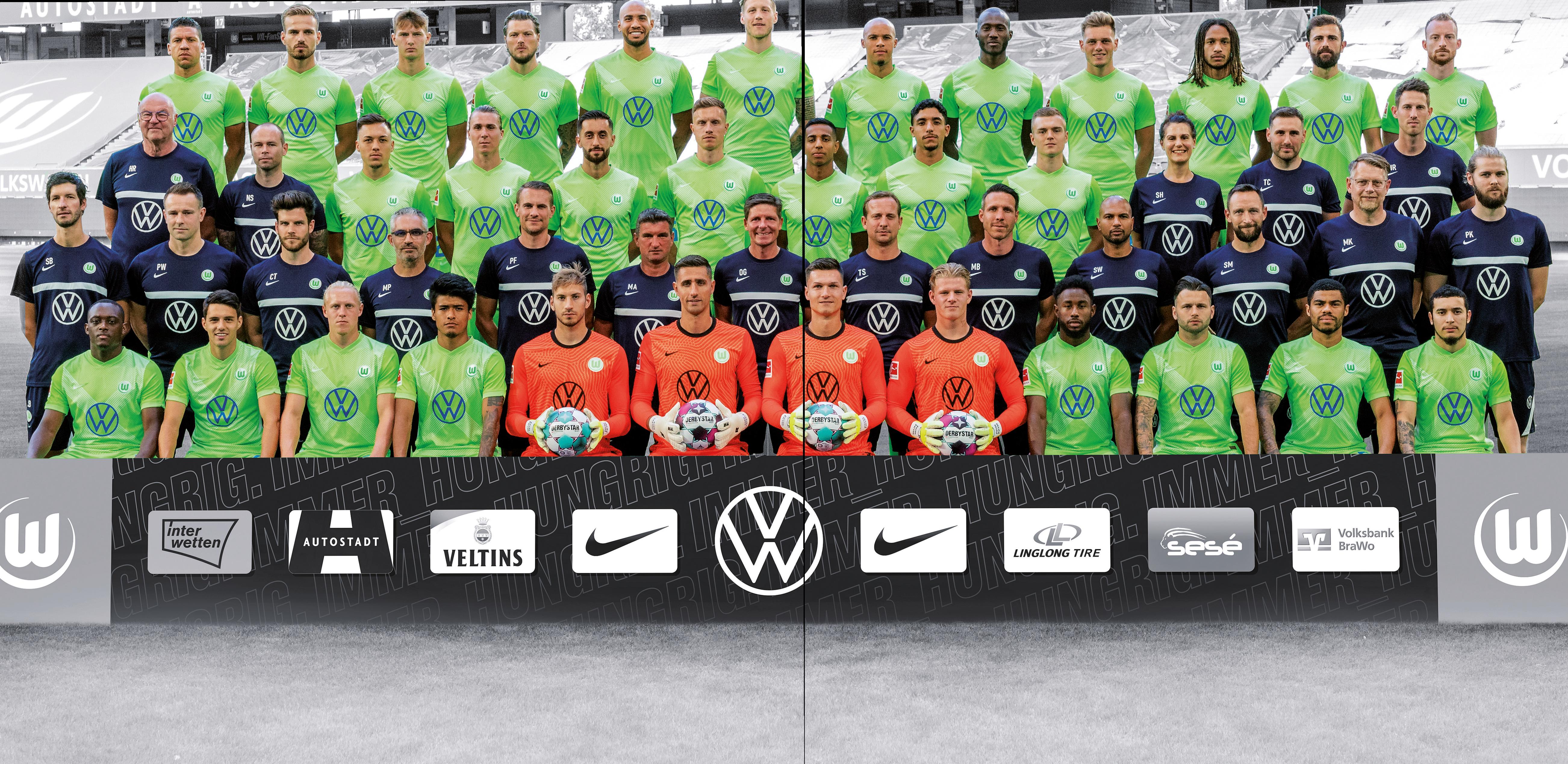 Das VfL-Team Image 1