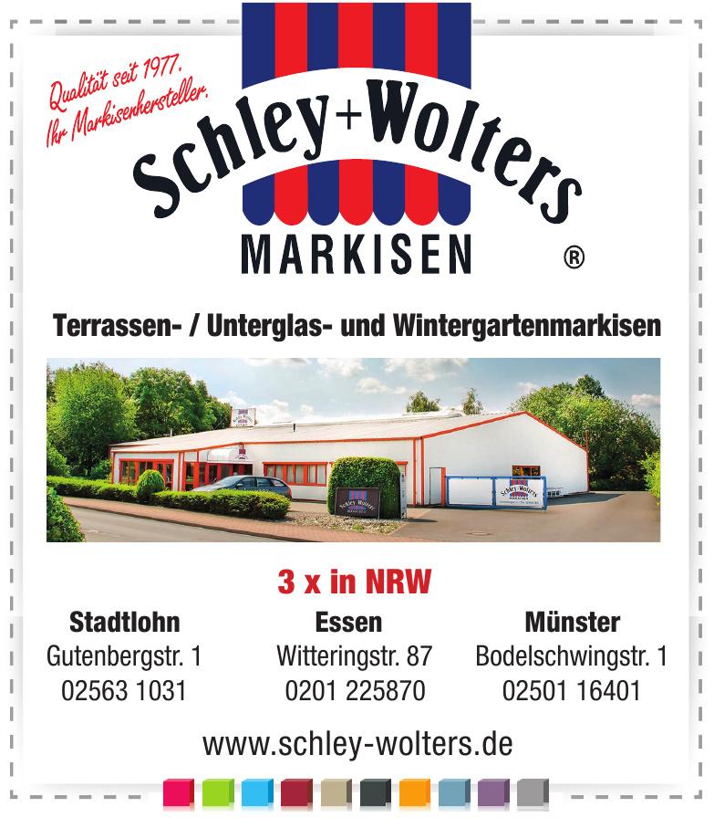 Schley+Wolters Markisen