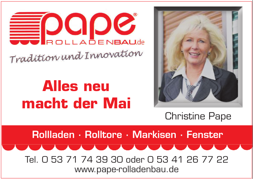 Pape Rolladenbau