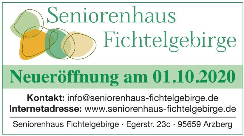 Seniorenhaus Fichtelgebirge
