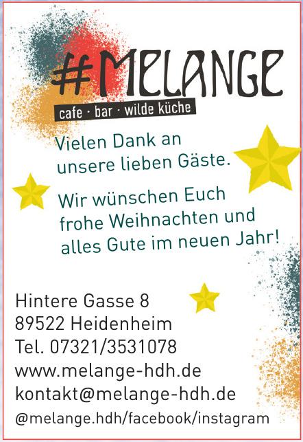 Melange GmbH