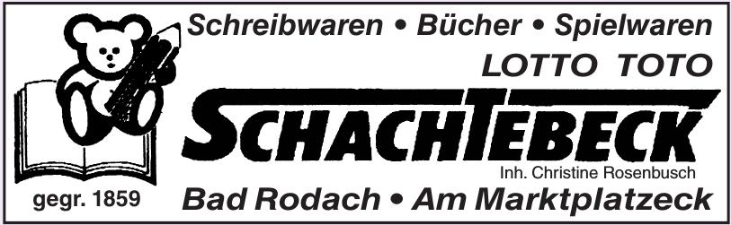 Lotto Toto Schachtebeck