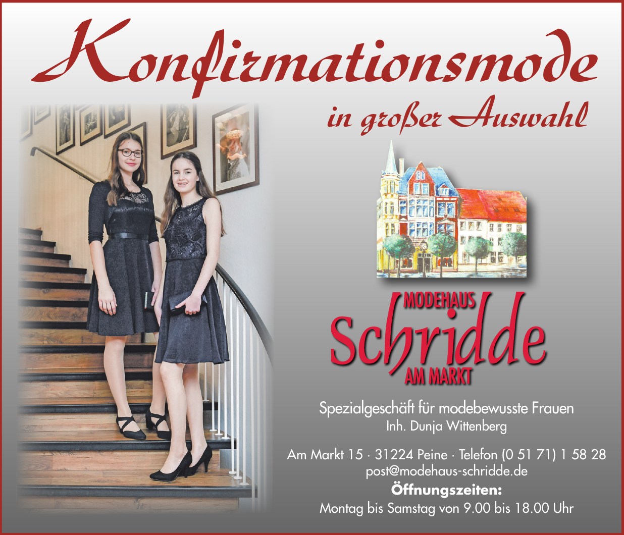 Modehaus Schridde