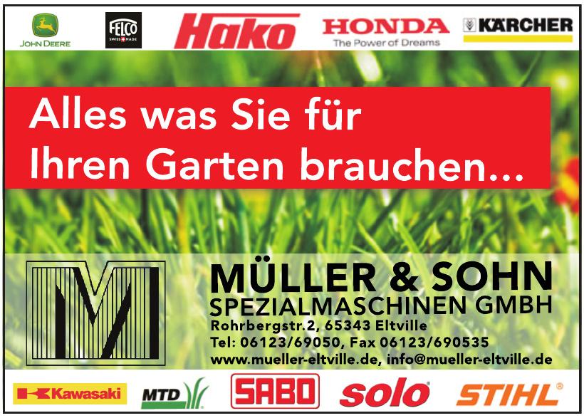 Müller & Sohn Spezialmaschinen GmbH