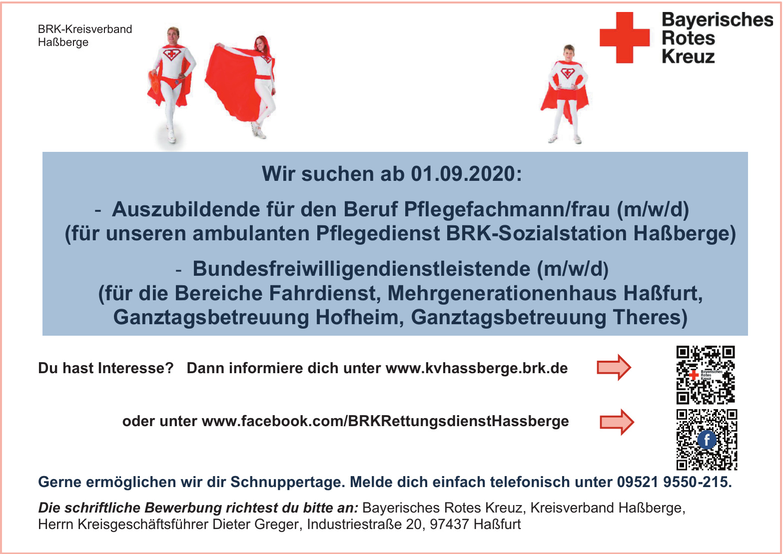 BRK-Kreisverband Haßberge