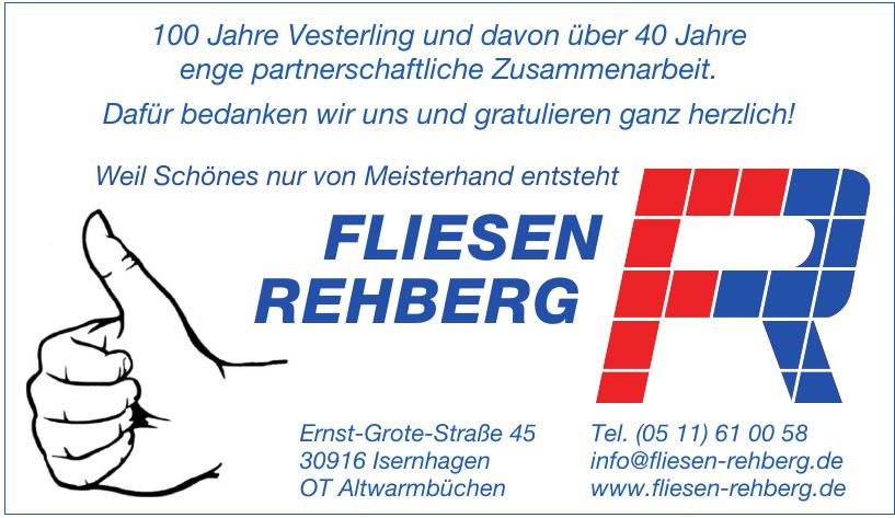 Fliesen Rehberg