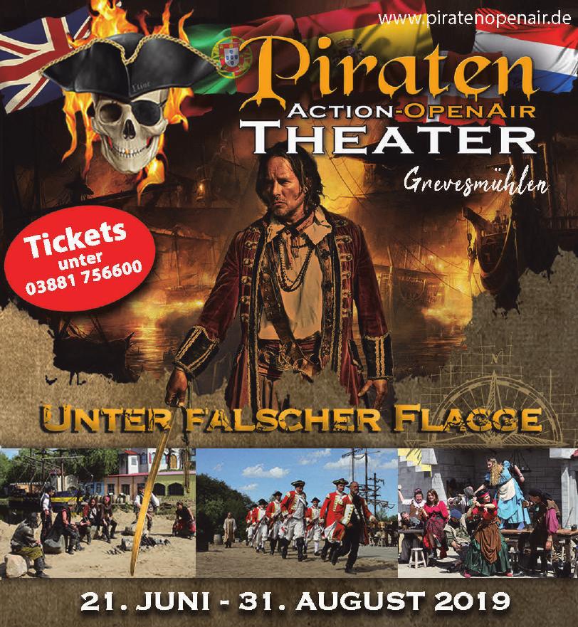 Piraten Action-Openair-Theater Grevesmühlen