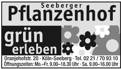 Seeberger Pflanzenhof