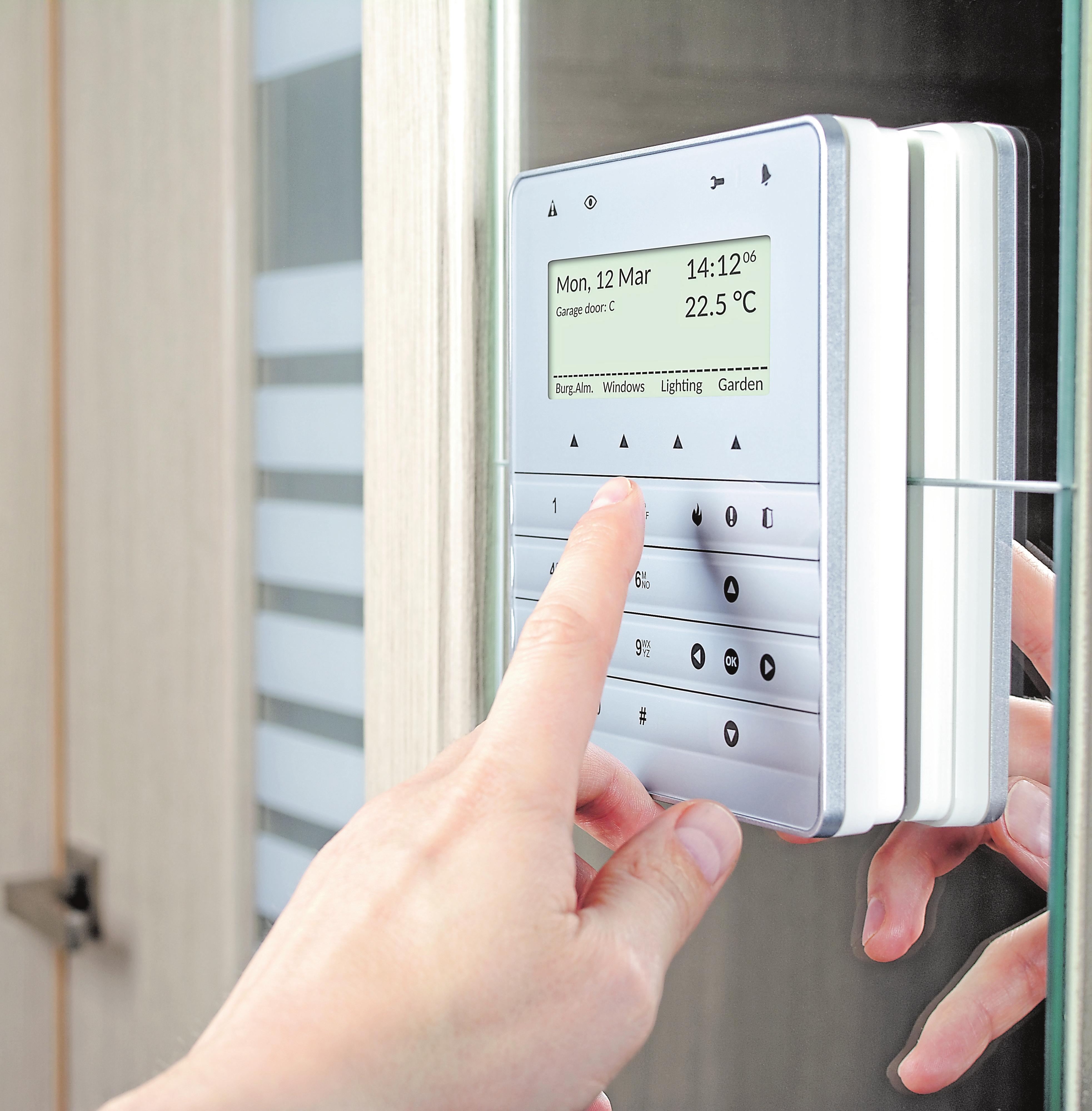 Die Alarmanlage ist wohl das beliebteste Sicherheitssystem fürs<div>eigene Zuhause. Fotos: Shutterstock</div>