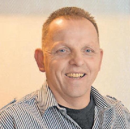 Vorsitzender des Gewerbevereins: Andreas Christ. . FOTO: ACL