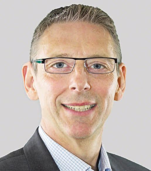 Thomas Kirchmann, Vertriebsleiter Nord bei Fingerhut Haus. Foto: privat