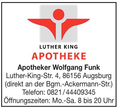 Luther King Apotheke