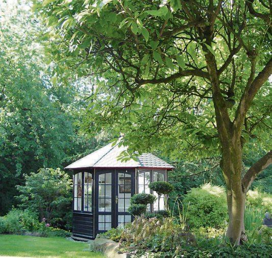 Mit dem Wissen um die Wuchseigenschaften und den gärtnerischen Möglichkeiten können die Profis für Garten und Landschaft dafür sorgen, dass der richtige Baum am richtigen Ort steht und sich über viele Jahre bestens entwickelt. Bild: BGL