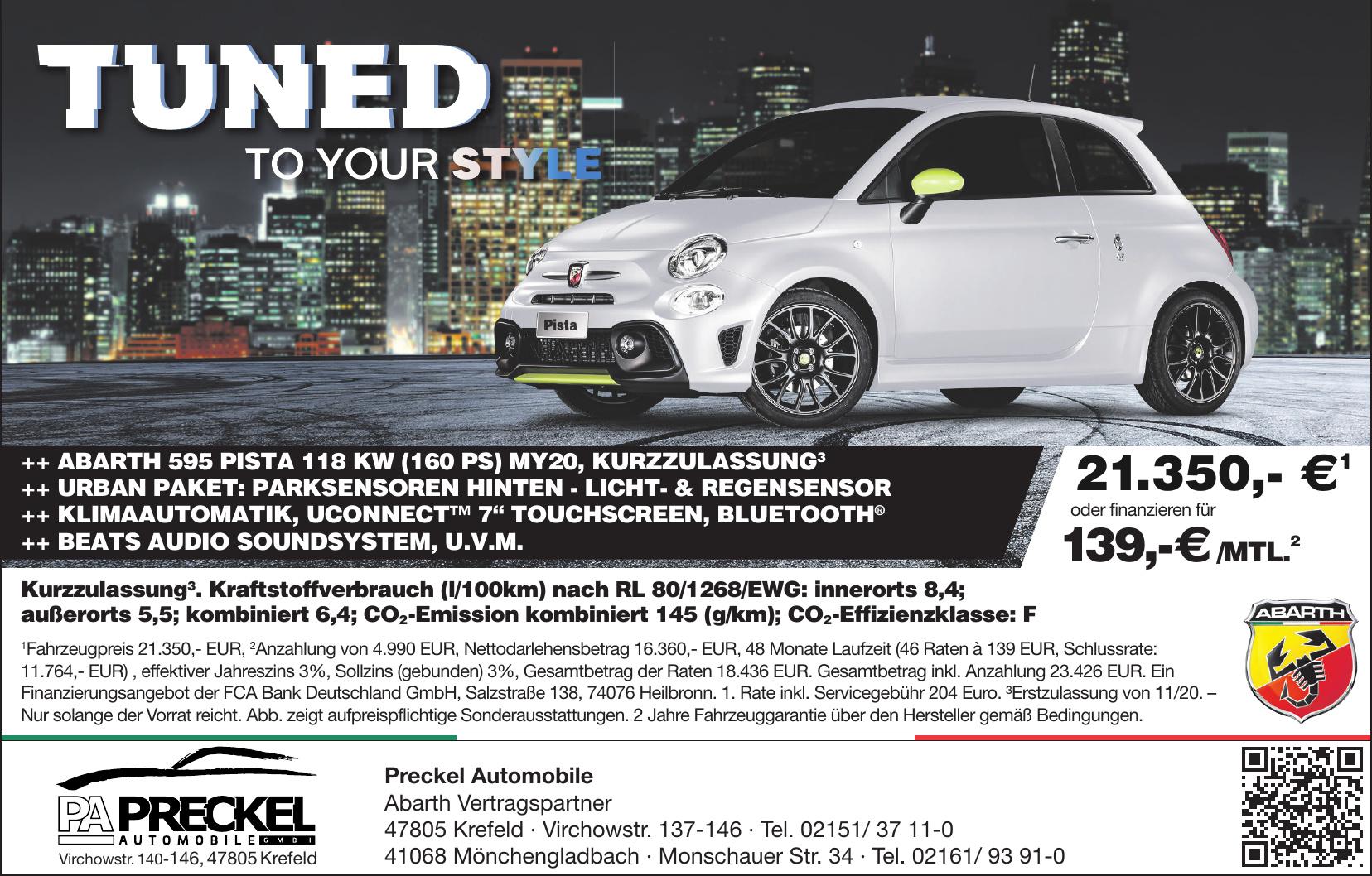 Preckel Automobile