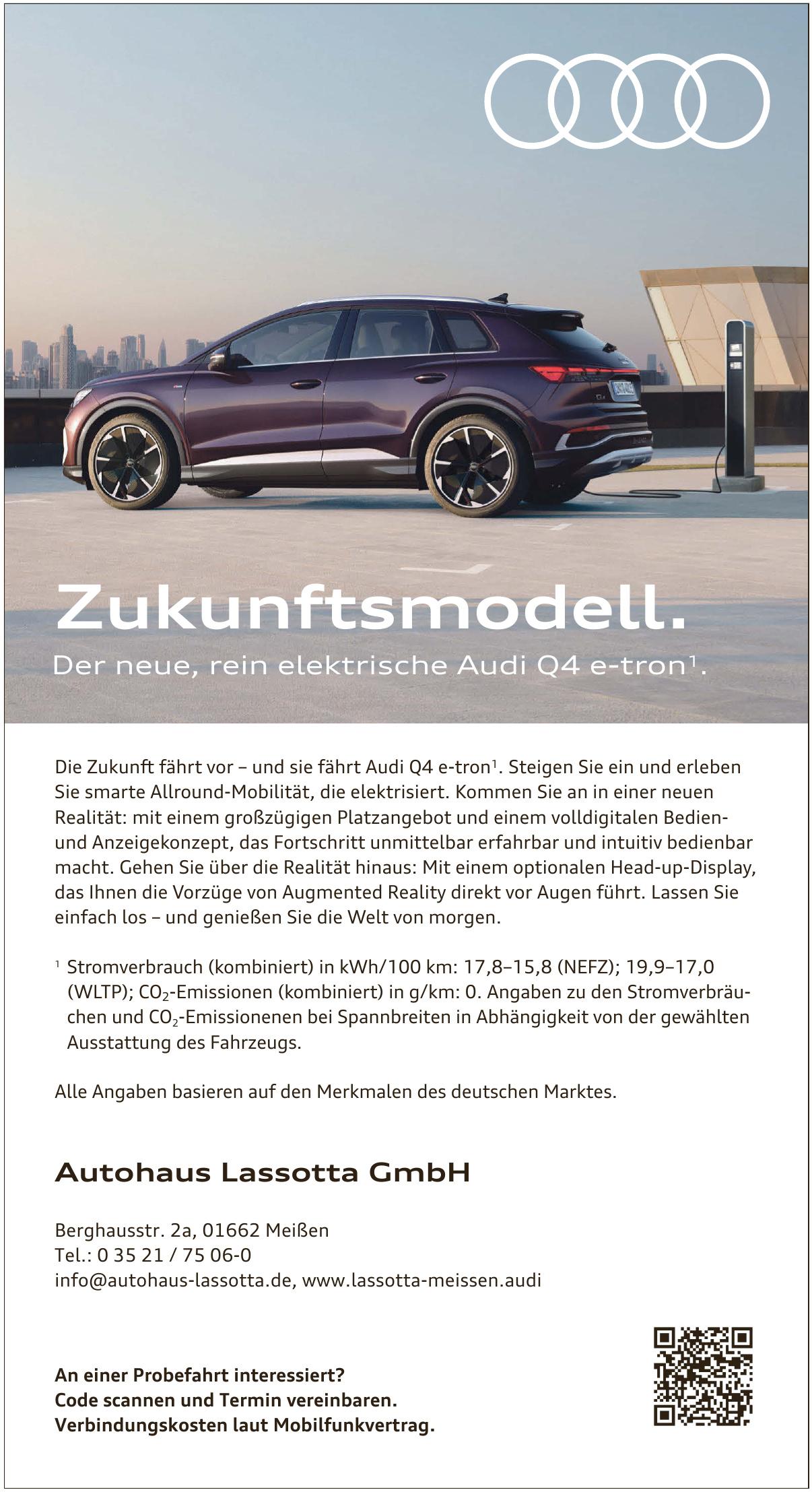 Autohaus Lassotta GmbH