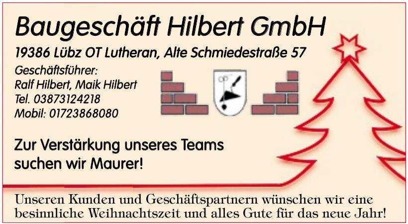 Baugeschäft Hilbert GmbH